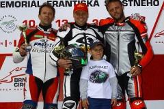 Alpe Adria Brno 2012